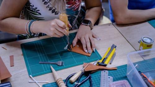 clay making workshop