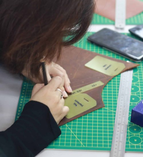Virtual Leather Workshop